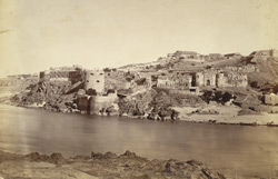River and Fort Attock